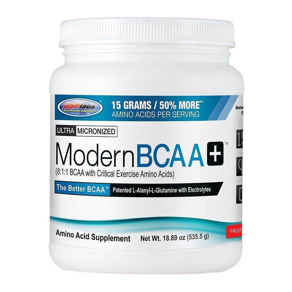 USP Labs Modern BCAA Plus Nutritional Supplement - 535.5g, Watermelon