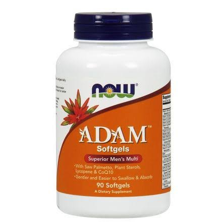 Now Foods Adam Men's Multi - 90 Softgels