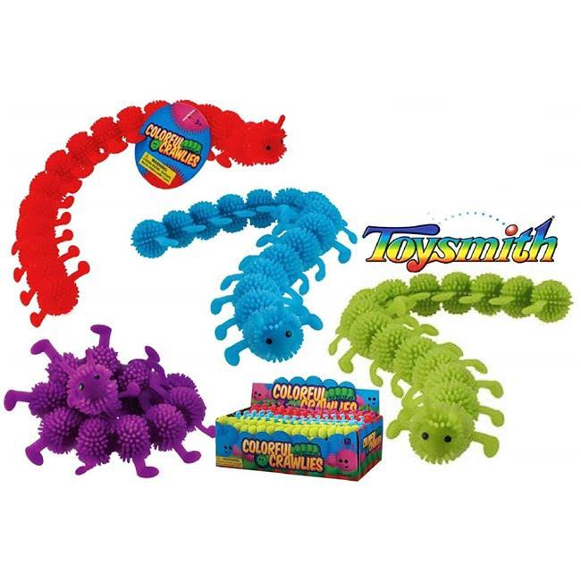 Toysmith Colorful Crawlies