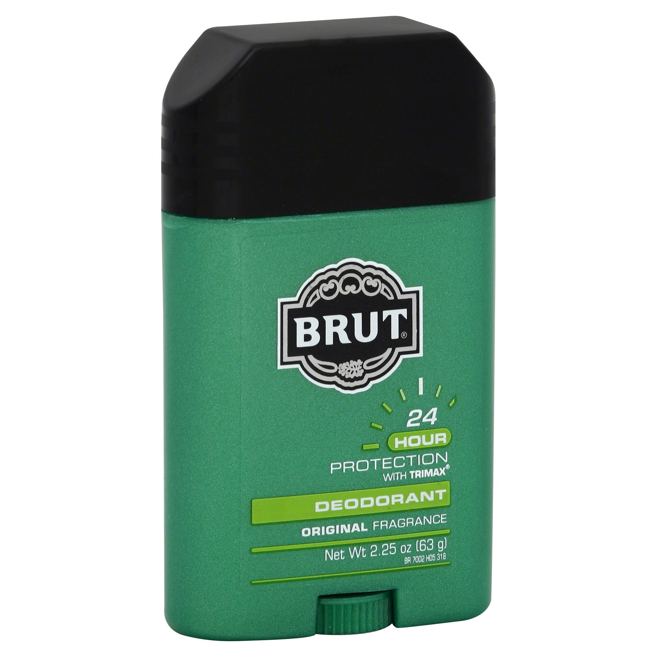 Brut Original Fragrance Deodorant For Men - 2.25oz