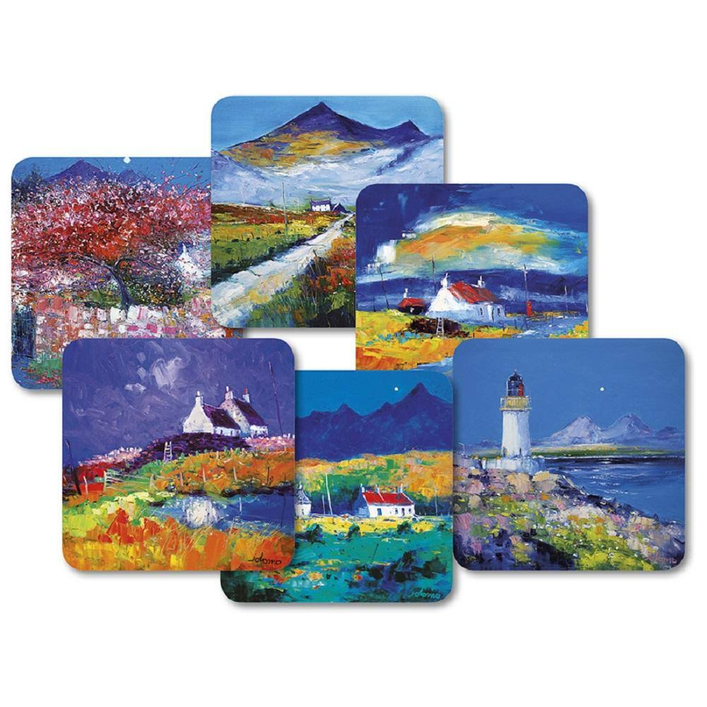 Jolomo Scottish Islands Set of Six Table Mats