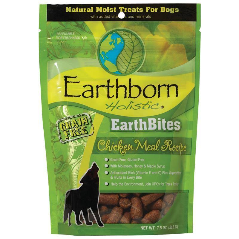Earthborn Holistic EarthBites - Chicken Meal
