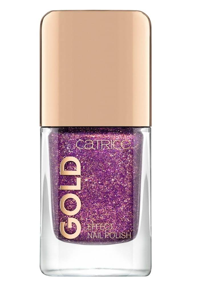 Catrice Gold Effect Nail Polish - 06 Splendid Atmosphere, 10.5ml
