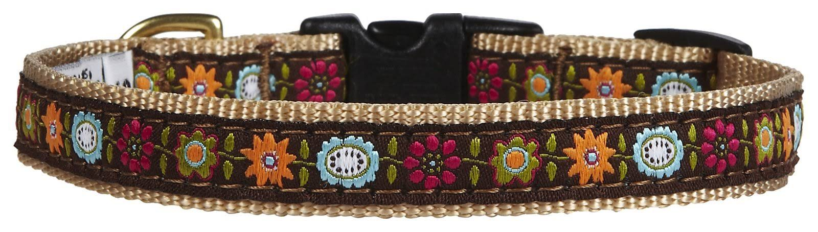 Up Country Bella Floral Collar - Large