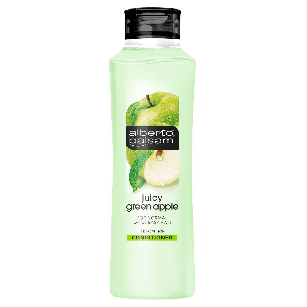 Alberto Balsam Juicy Green Apple Conditioner - 350ml
