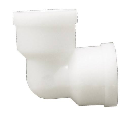 "Green Leaf Nylon Elbow - 1/2"" FPT x 1/2"" Dia. FPT"