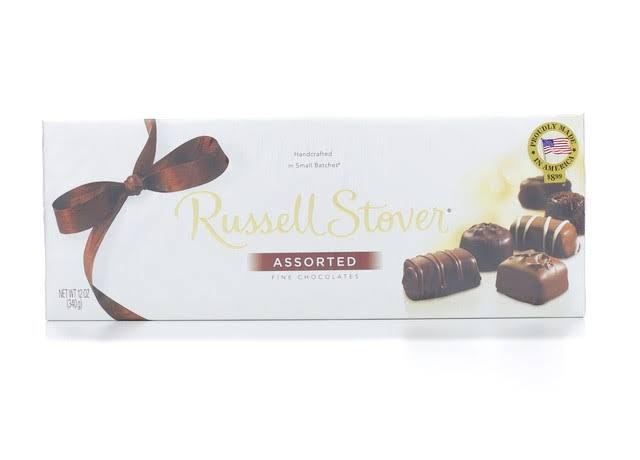 Russell Stover Assorted Fine Chocolates - 12oz