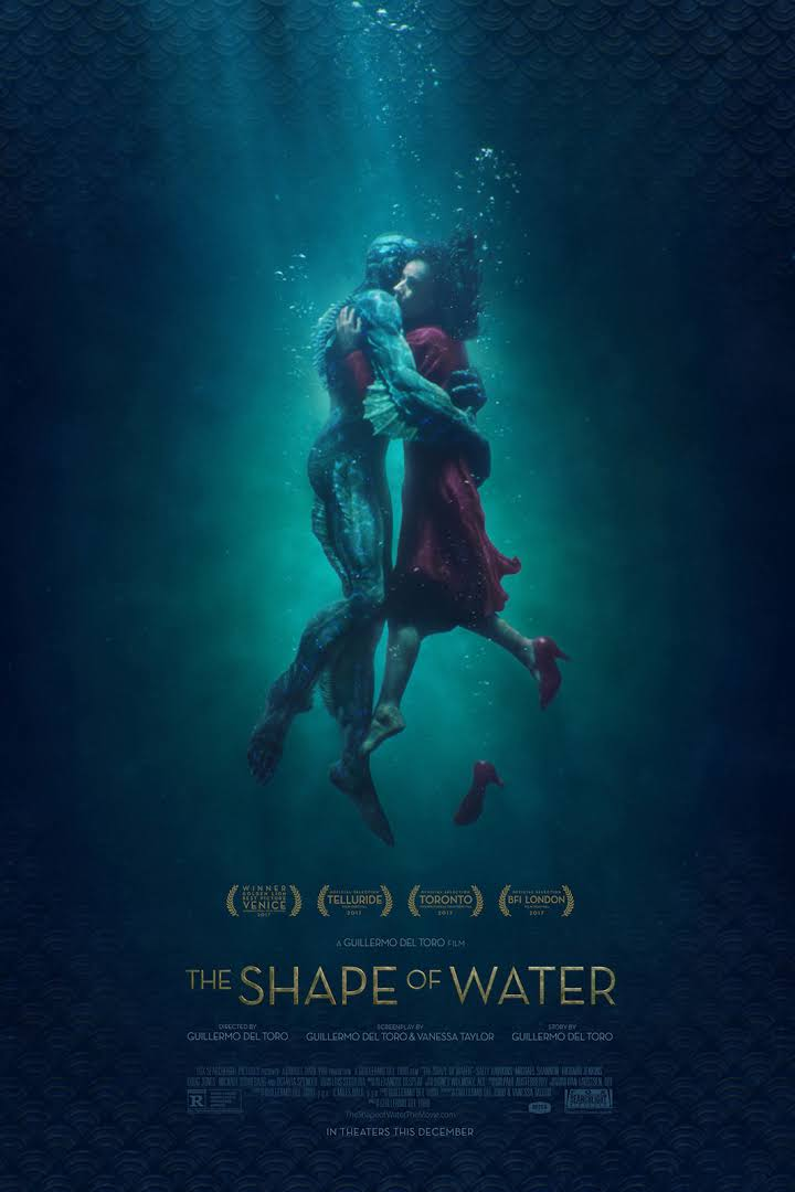 The Shape of Water-The Shape of Water