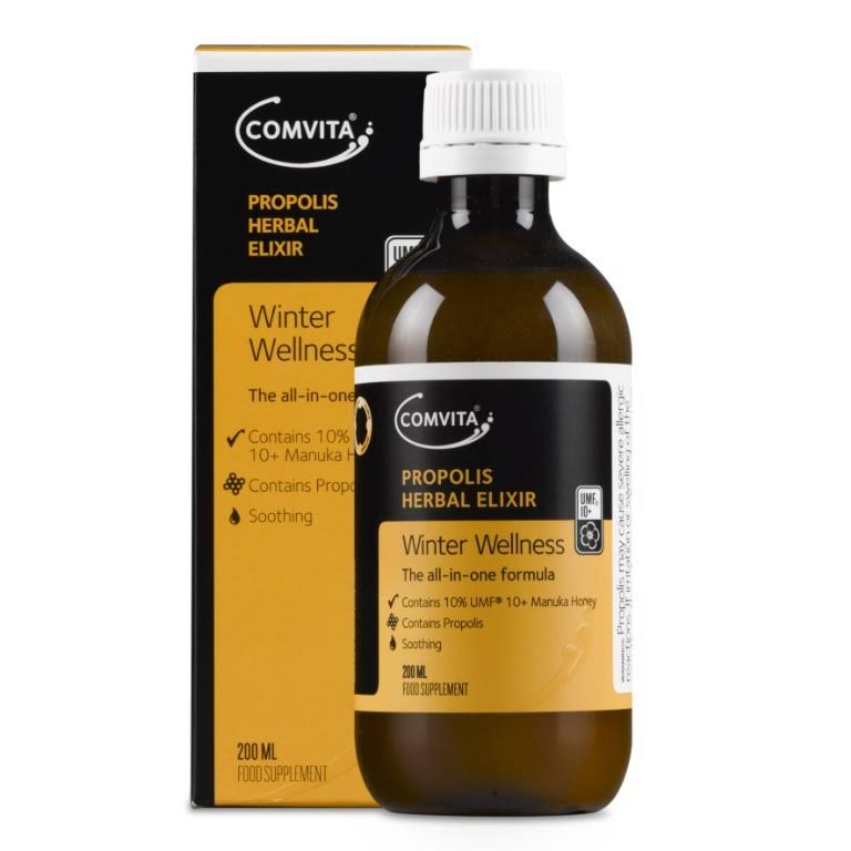 Comvita Propolis Herbal Elixir - 100ml