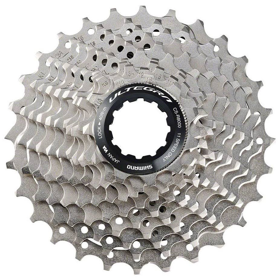 Shimano Ultegra Cassette - 11 Speed, Gray