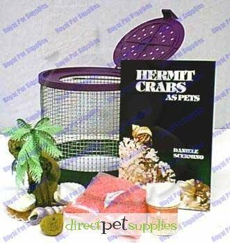 Florida Marine Research FMR Hermit Crab Cage Kit Med
