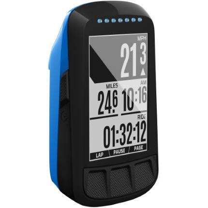 Wahoo Fitness Limited Edition ELEMNT Bolt GPS Bike Computer in Blue