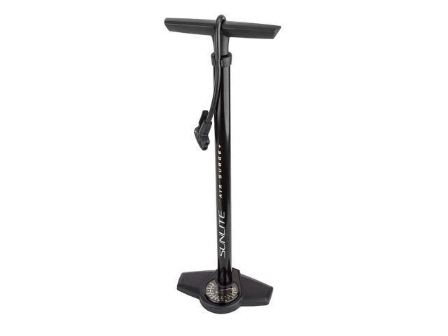 Sunlite Air Surge Plus Floor Pump with Gauge
