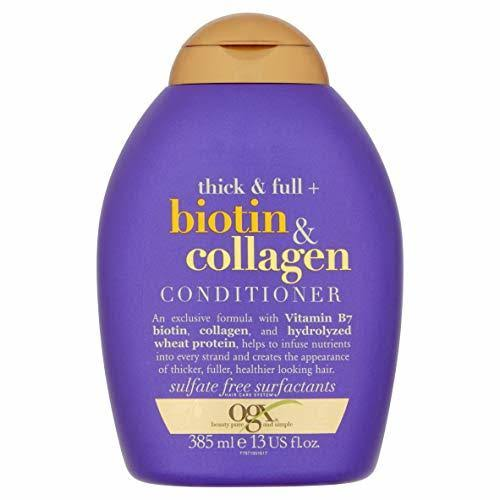 Organix Biotin and Collagen Conditioner - 13oz