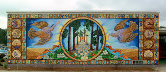 Denver International Airport Murals Location by Peace Walls U0026 Murals Around The World