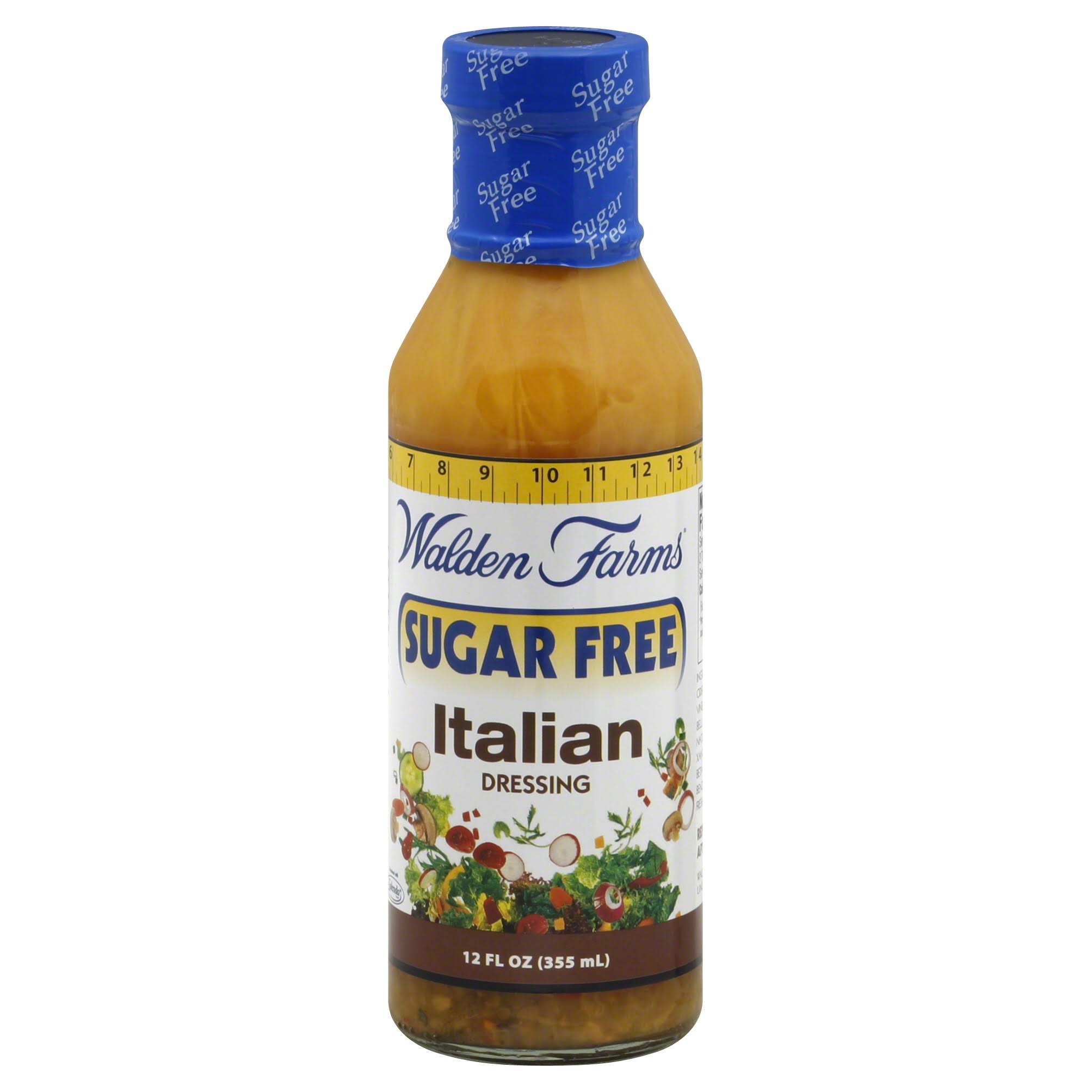 Walden Farms Sugar Free Italian Dressing - 12oz