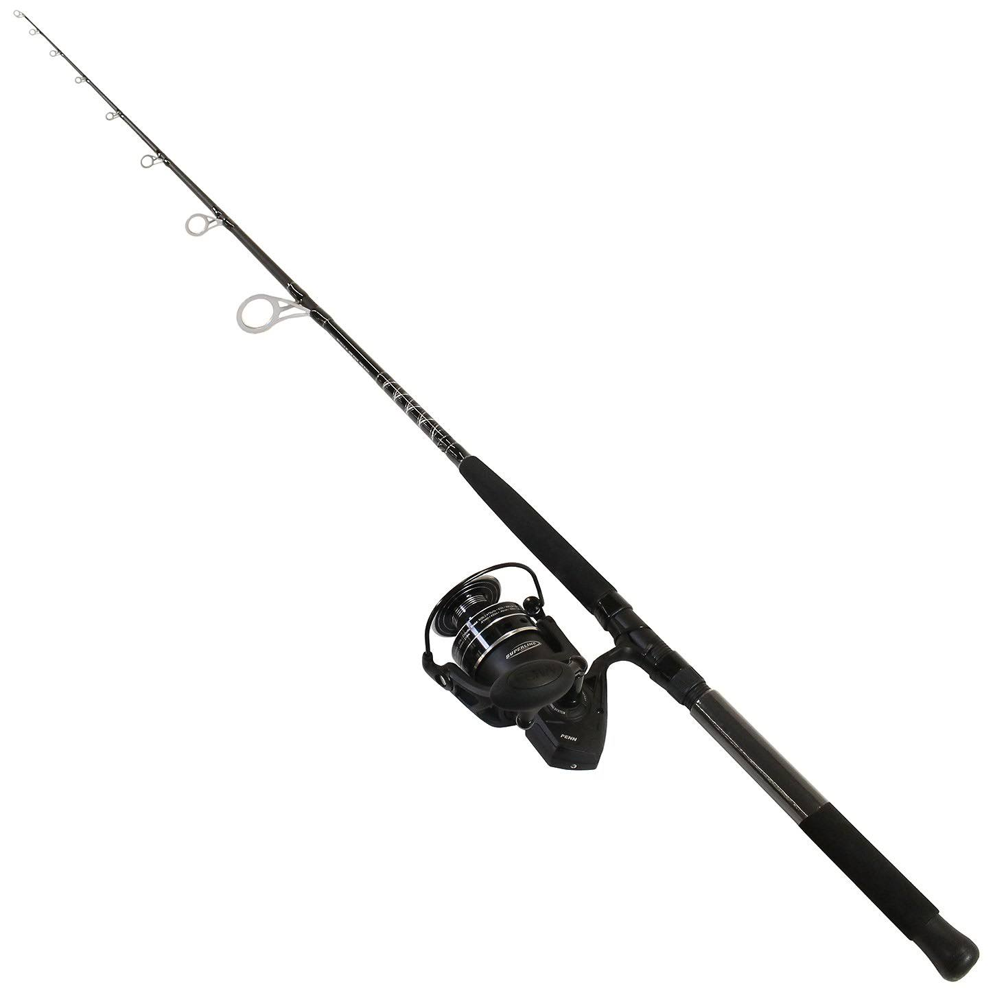 Penn Pursuit III Spinning Combo - PURIII8000701H