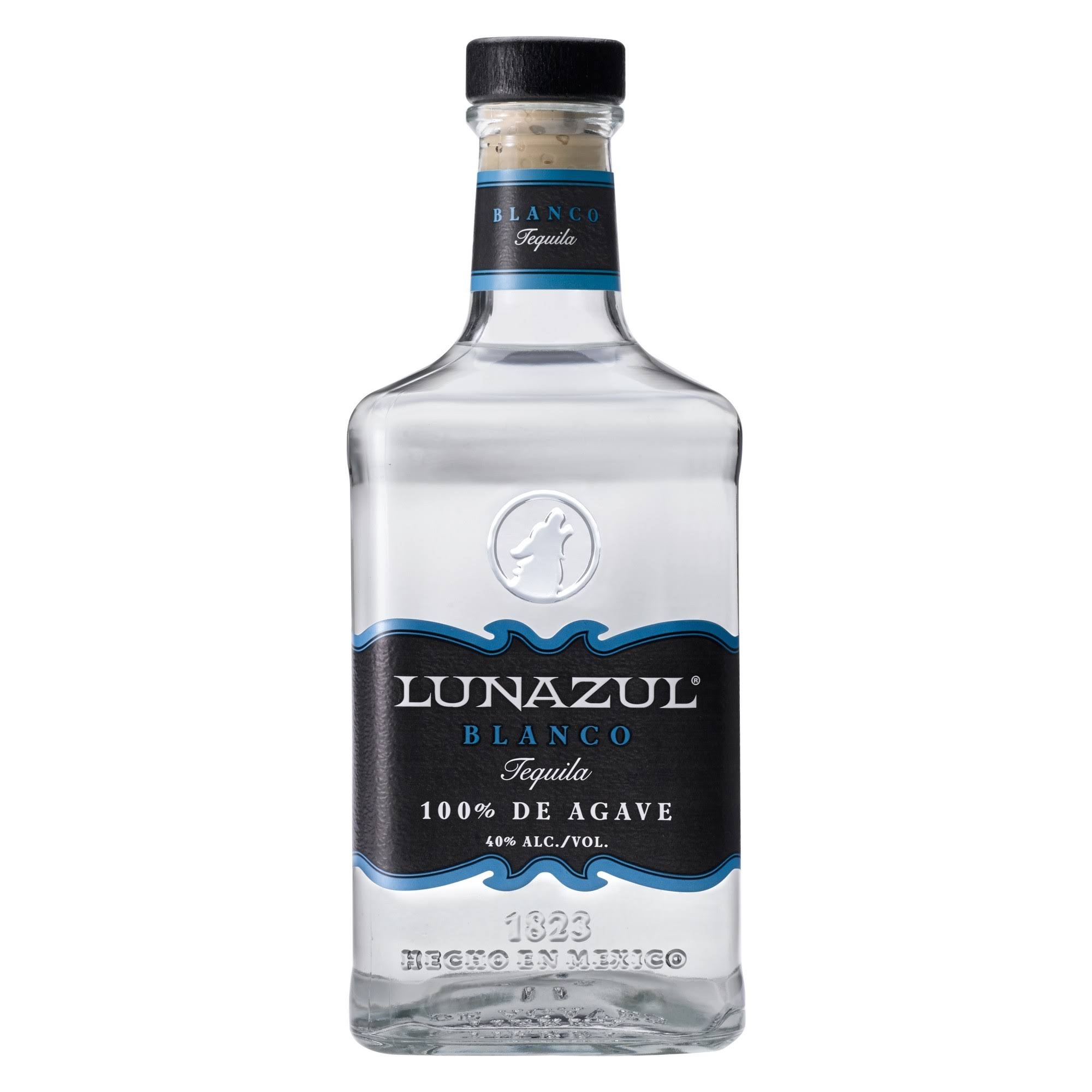 Lunazul Blanco Tequila - 750ml