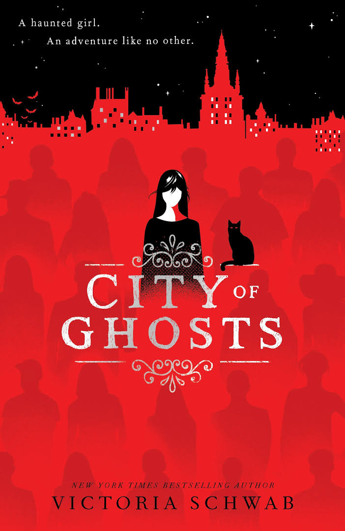 Resultado de imagen para city of ghosts ve schwab
