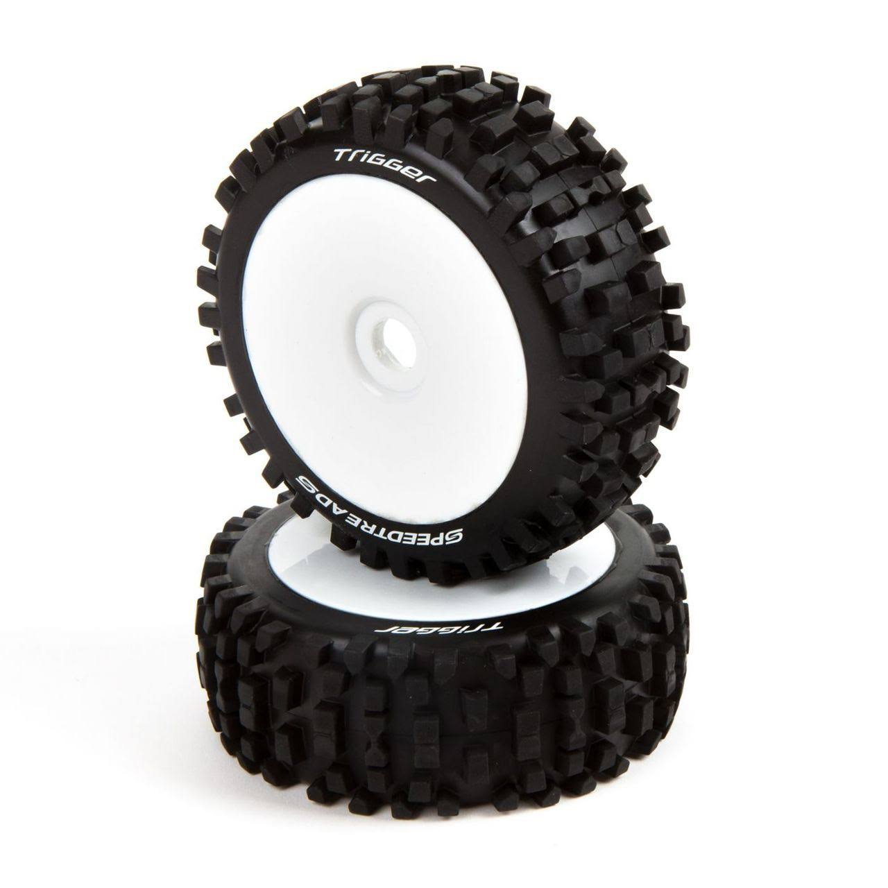 DuraTrax SpeedTreads Trigger Buggy Tires