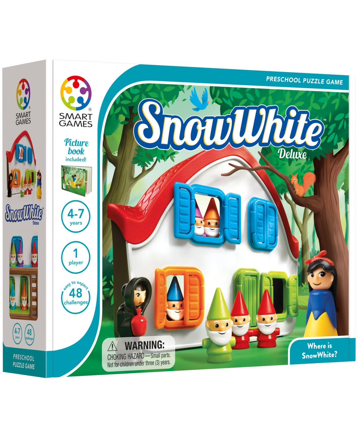 Smart Toys and Game Snow White