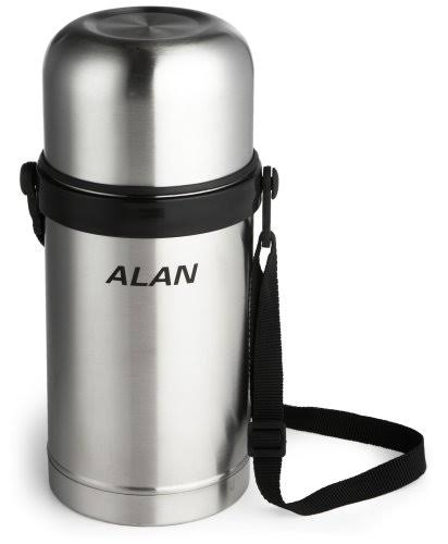 Stainless Steel Food or Beverage Bottle 34-Ounce