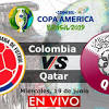 Sigue en vivo, Colombia vs. Qatar por Copa América 2019: canales ...