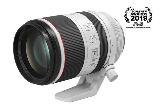 Canon RF Telephoto Zoom Lens for Canon RF - 70mm-200mm - F/2.8