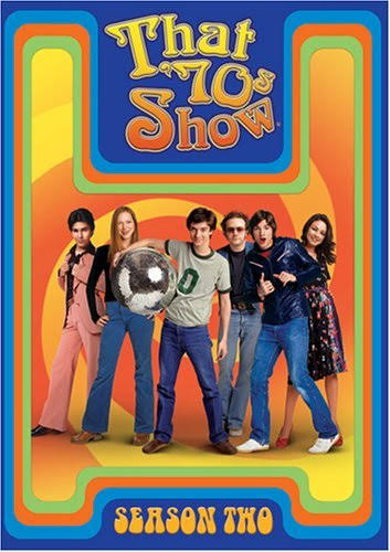 That '70s Show: Season 2 DVD