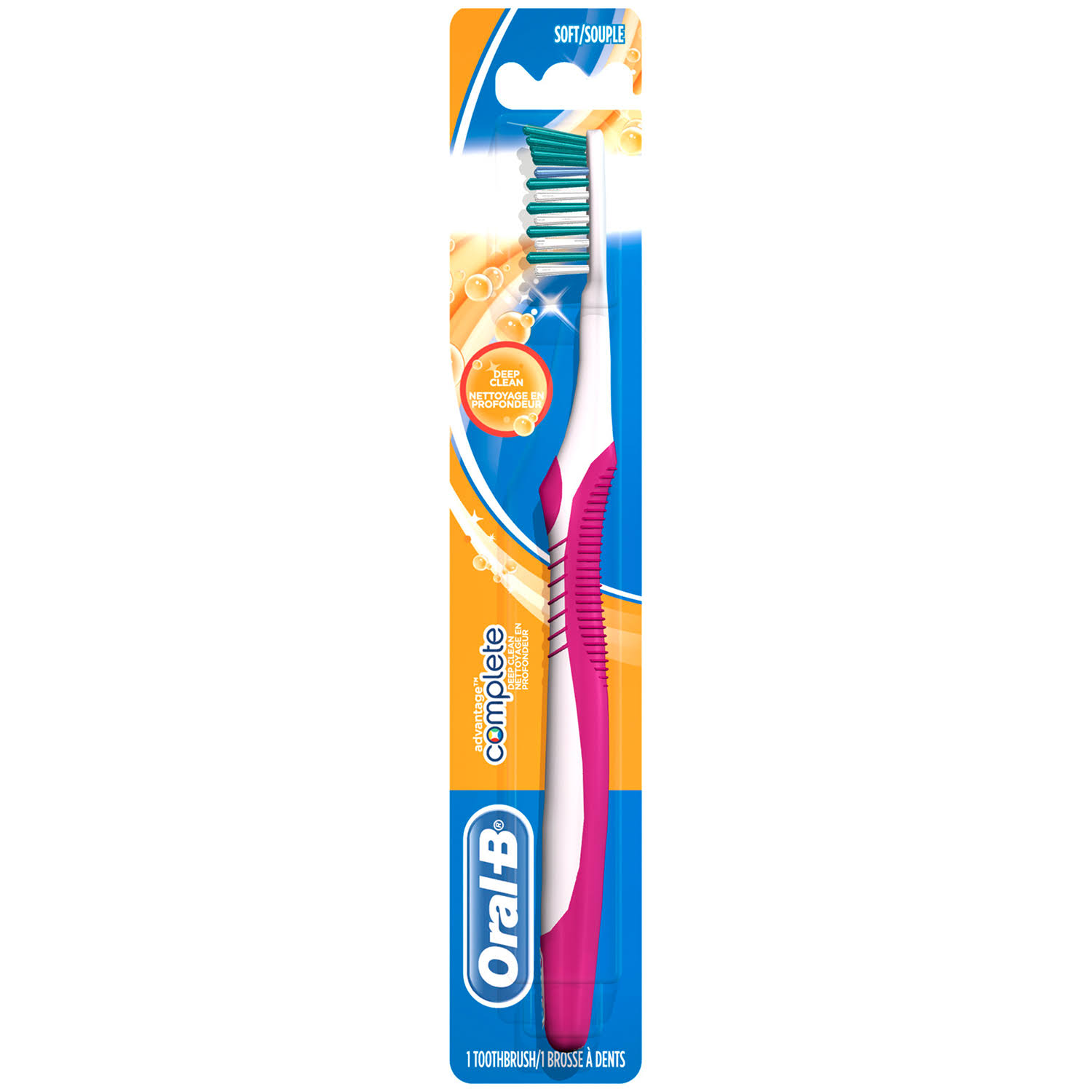 Oral-B Advantage Complete Deep Clean Toothbrush