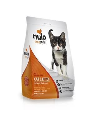 Nulo Freestyle Cat & Kitten Food - Turkey and Duck Recipe