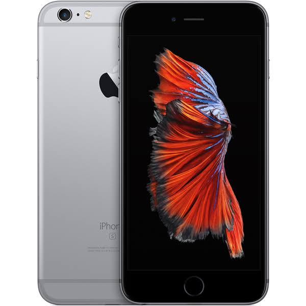 Apple Unlocked iPhone 6s Plus Cellphone - Space Gray, 32gb