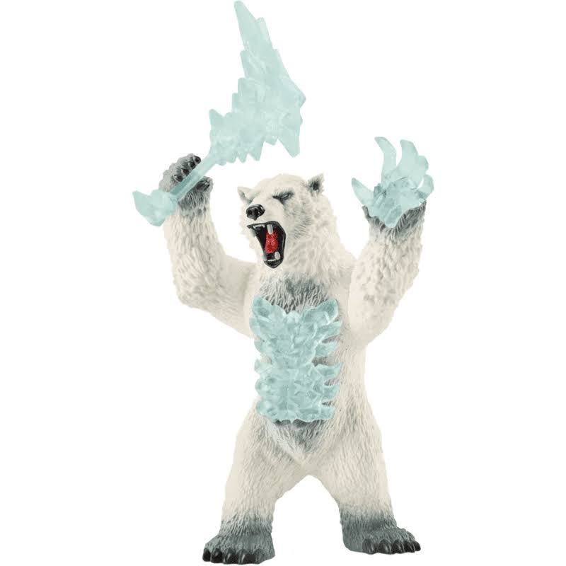 Schleich 42510 - Blizzard Bear with Weapon