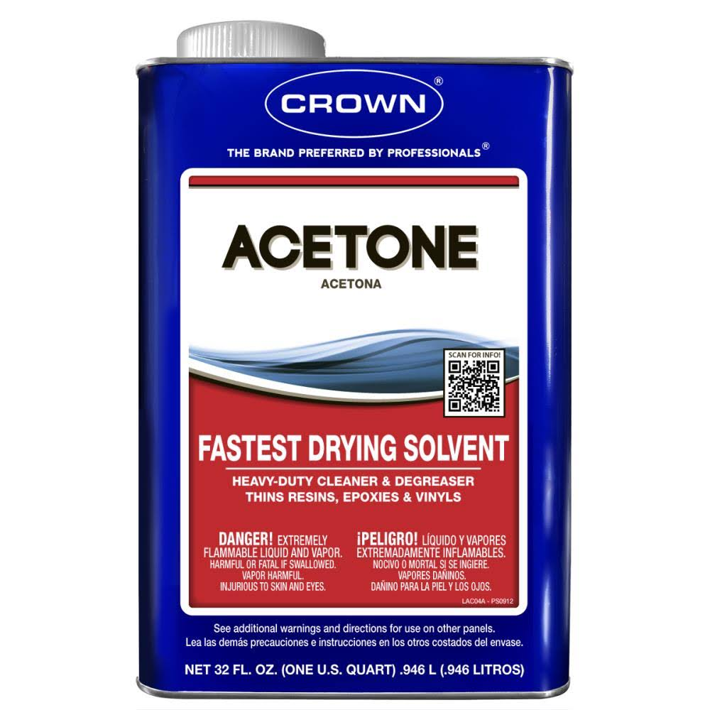 Crown Acetone - 1qt