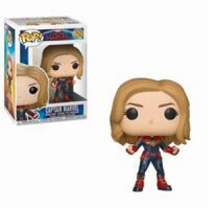 Funko Pop! Marvel 425 Captain Marvel Action Figure