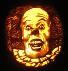 Evil Clown Pumpkin Stencils by Amazing Pumpkin Carvings Halloween Pinterest Pumpkin