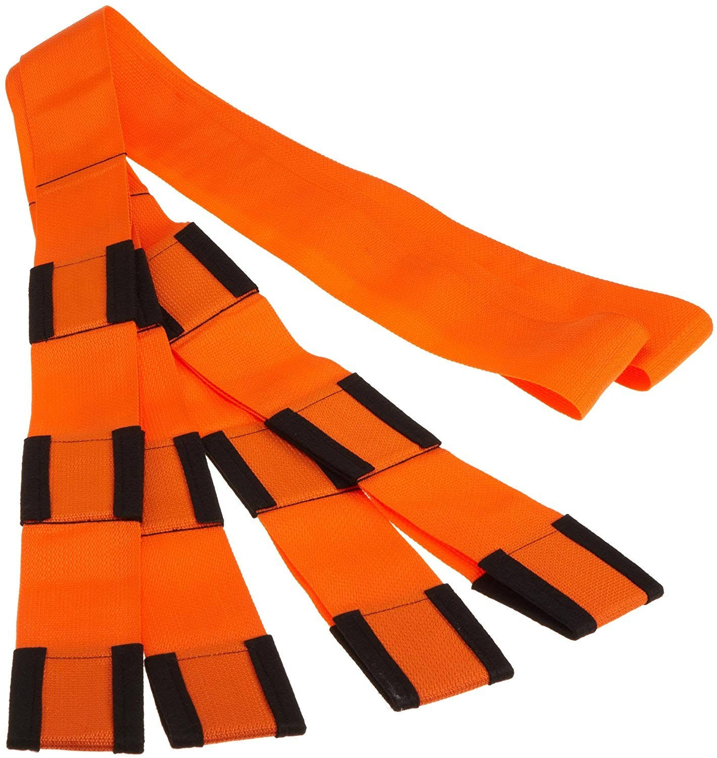 Forearm Forklift L74995CN Lifting and Moving Straps - Orange