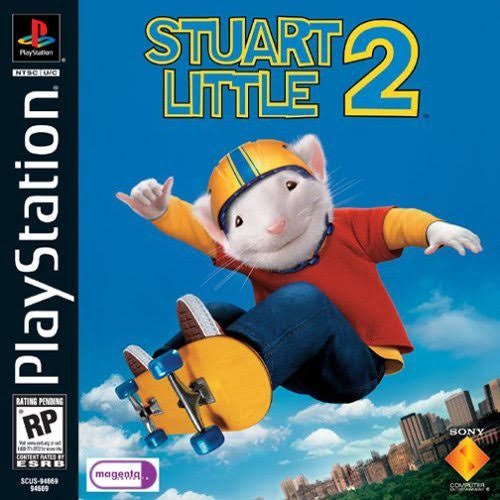 Stuart Little 2 - Sony Playstation 1