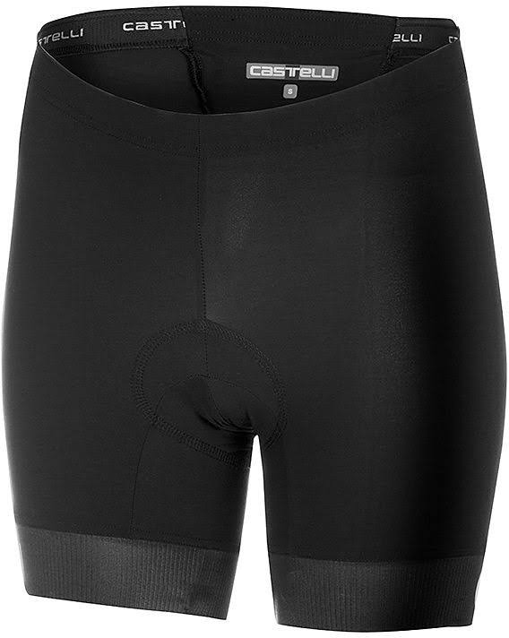 Castelli Core 2 Short - Women's Black/White, M