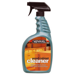 Minwax Spray Hardwood Cleaner