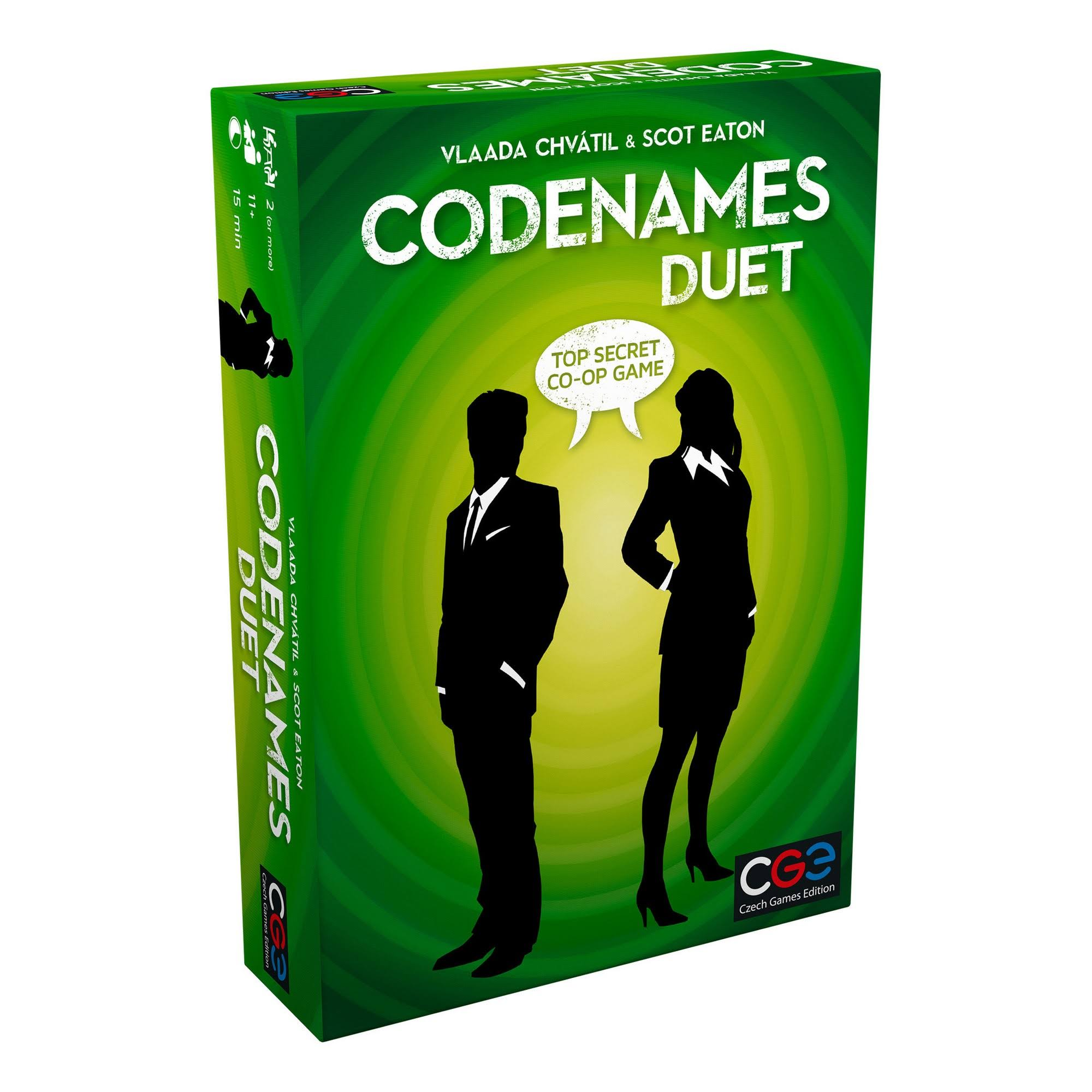Codenames: Duet Board Game