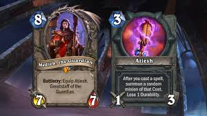 Hearthstone Beginner Decks Mage by Guide Deck Guide Medivh Freeze Mage Good Gaming Inc