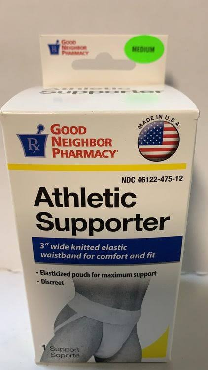 Good Neighbor Pharmacy Athletic Supporter, Medium