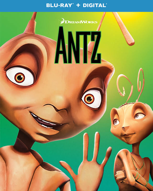Antz - BLU-RAY