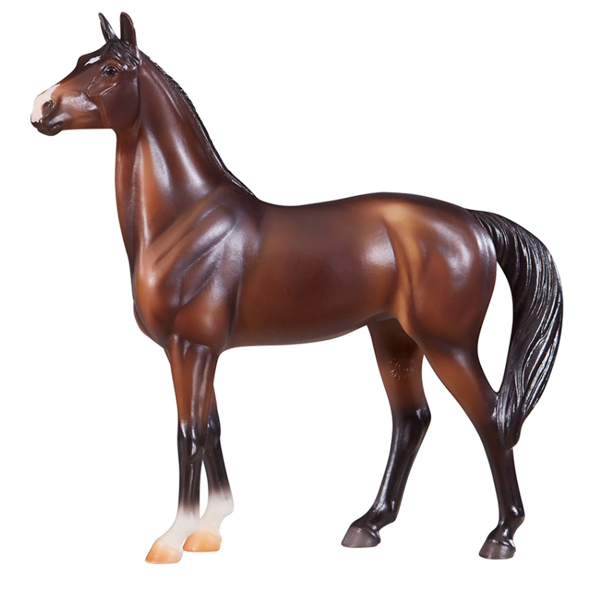Breyer Mahogany Bay Thoroughbred Horse