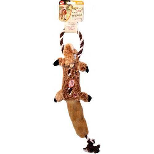 Spot Skinneeez Tugs Dog Toy - Forest Chipmunk, 23""