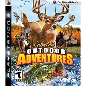 Cabelas' Outdoor Adventures - Playstation 3