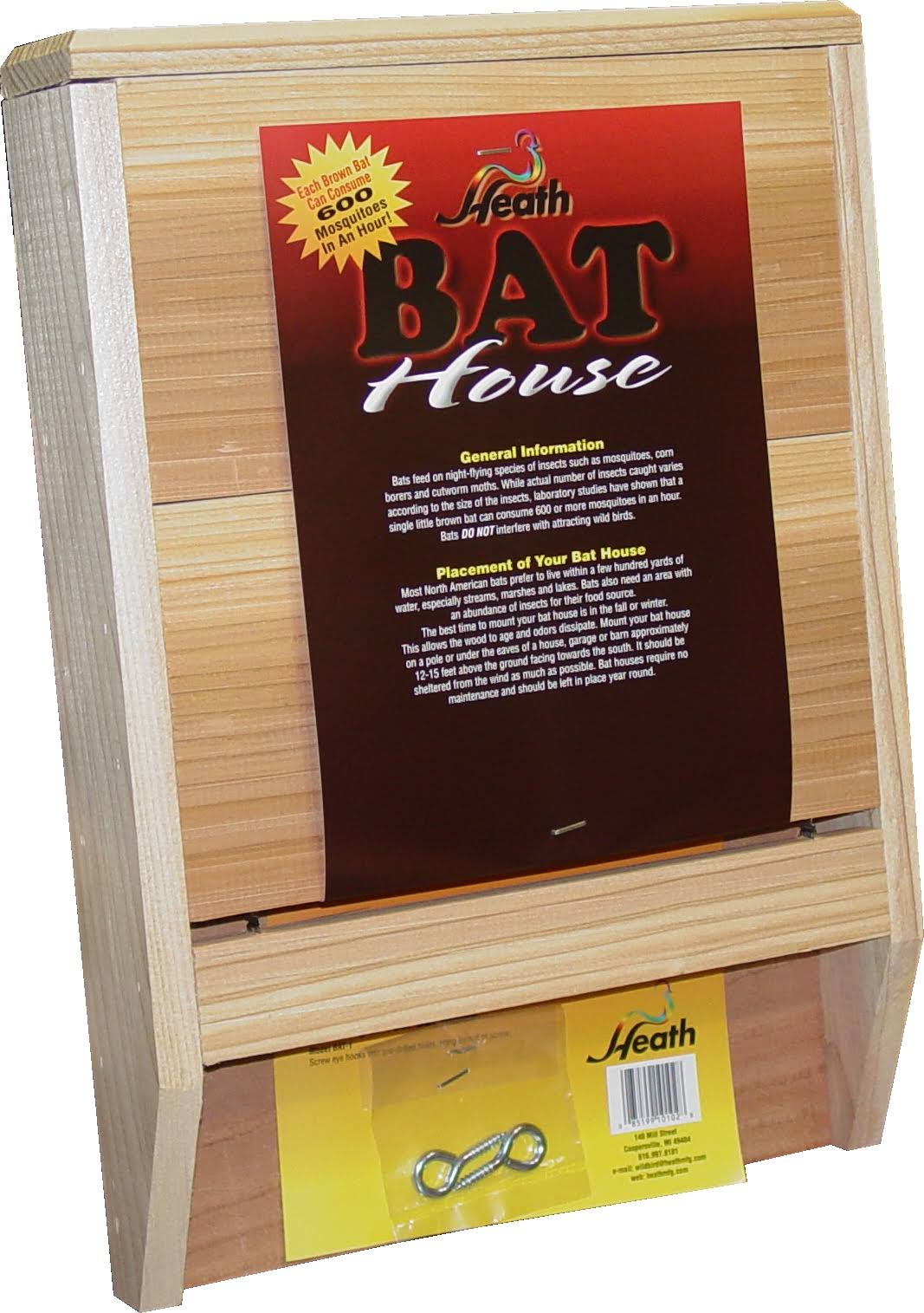 Heath Outdoor Products Bat House