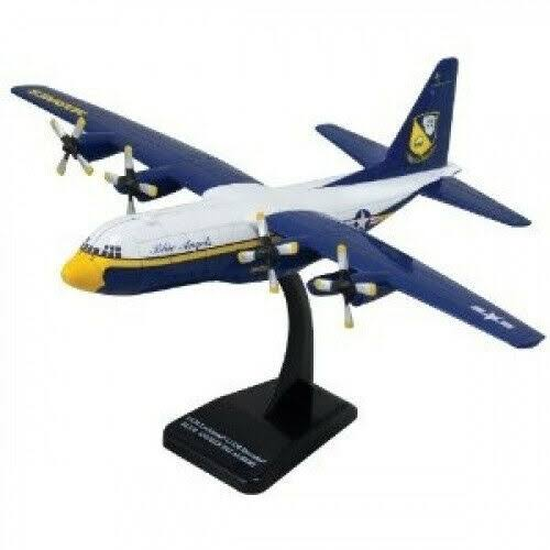 InAir C-130T E-Z Build Model Kit - Blue Angels Fat Albert