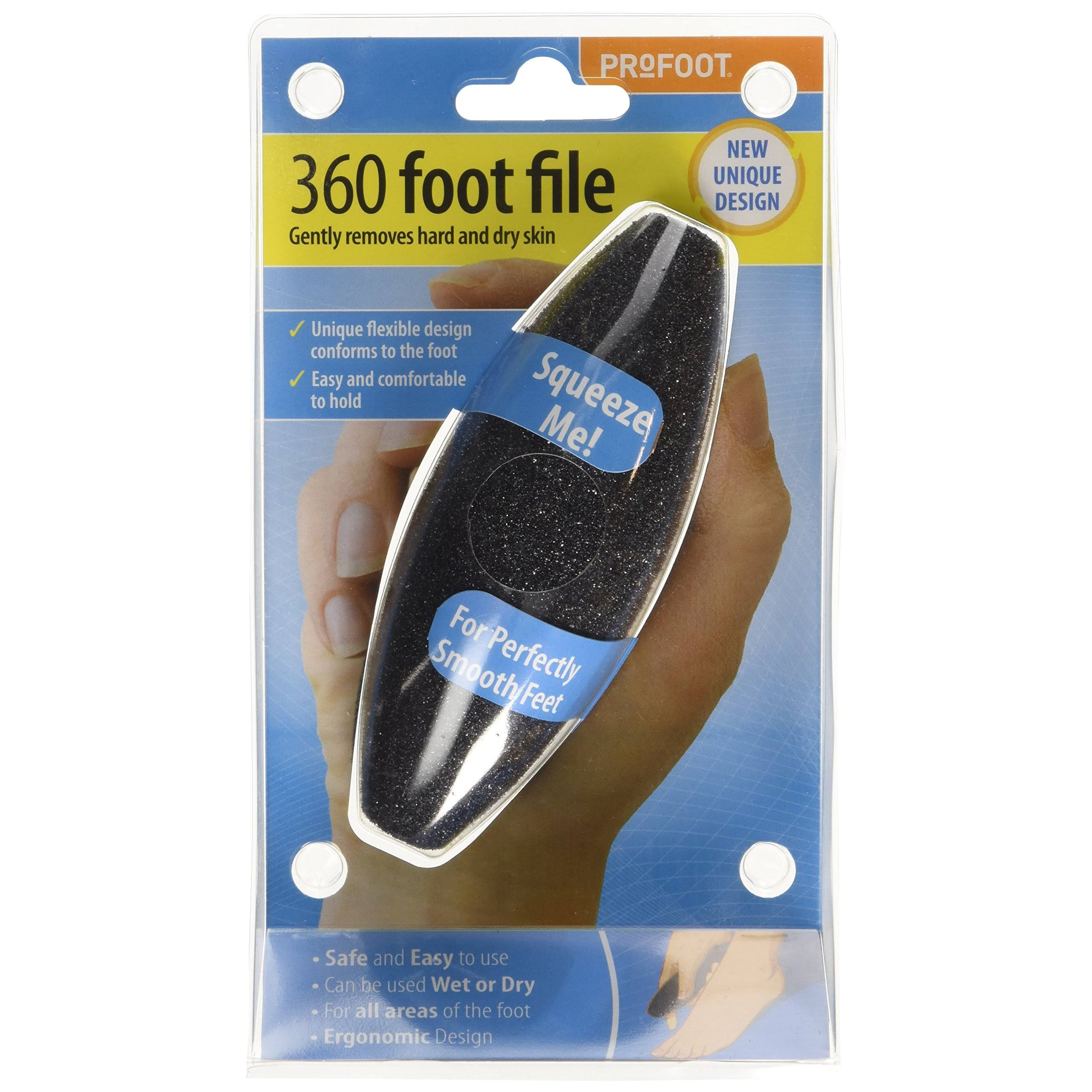 Profoot 360 Soft Gel Foot File
